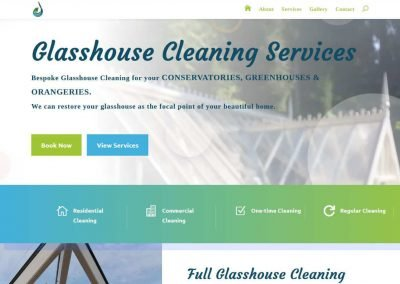 GlasshouseCleaning